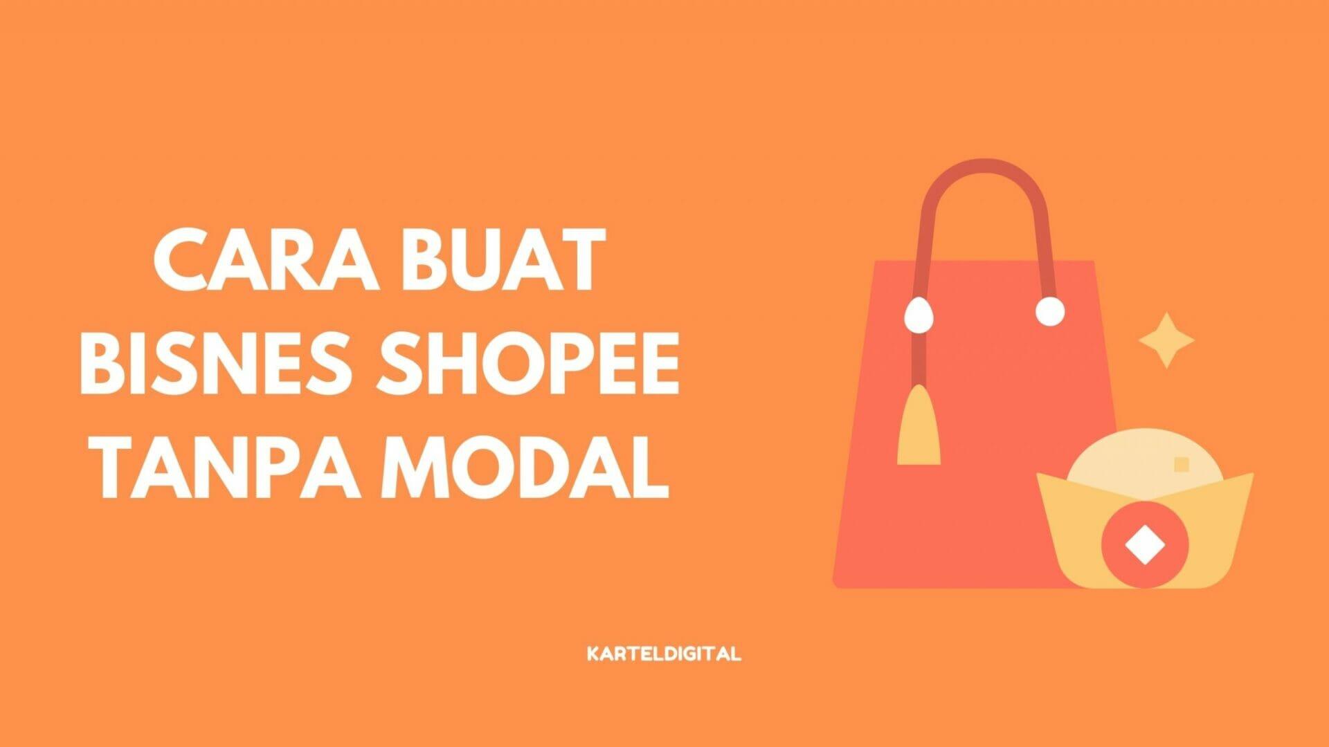 dropship shopee malaysia